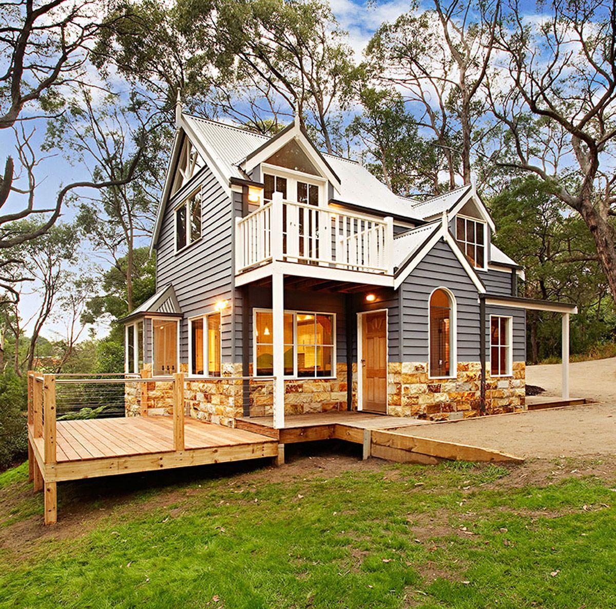 Dragonfly Cottage Storybook Designer Kit Homes Australia