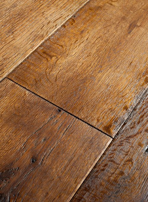 Engineered Oak Flooring Vintage Distressed Oak Click In