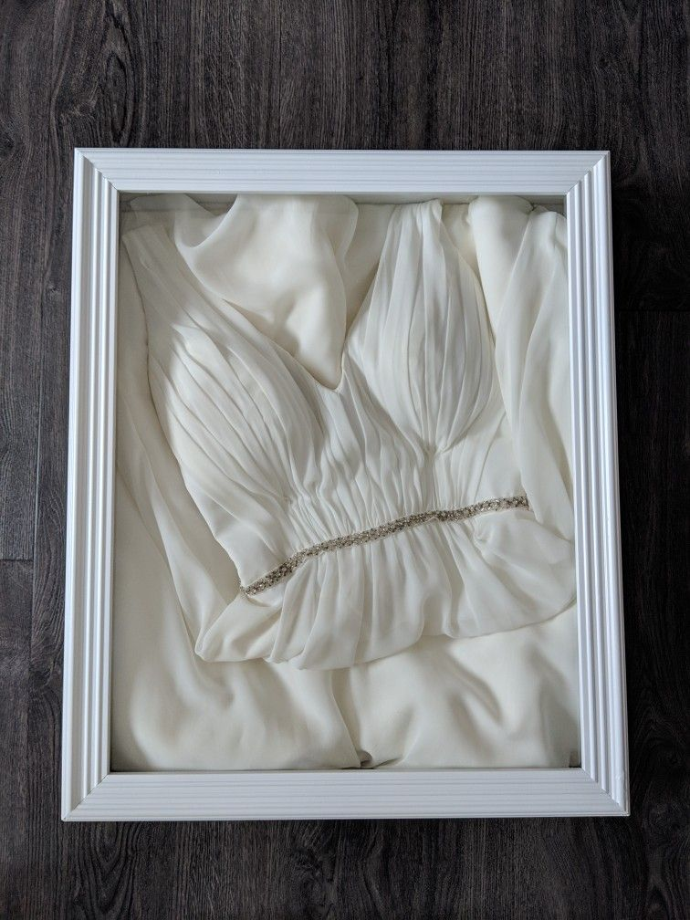Details about PERSONALISED DEEP BOX FRAME WEDDING