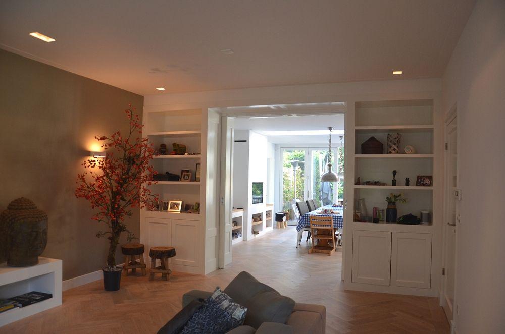 Kleine Kamer En Suite : Aanbouw woonhuis Zeist - Boks architectuur ...