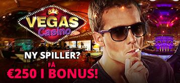 Sammenlign og velg beste casino!