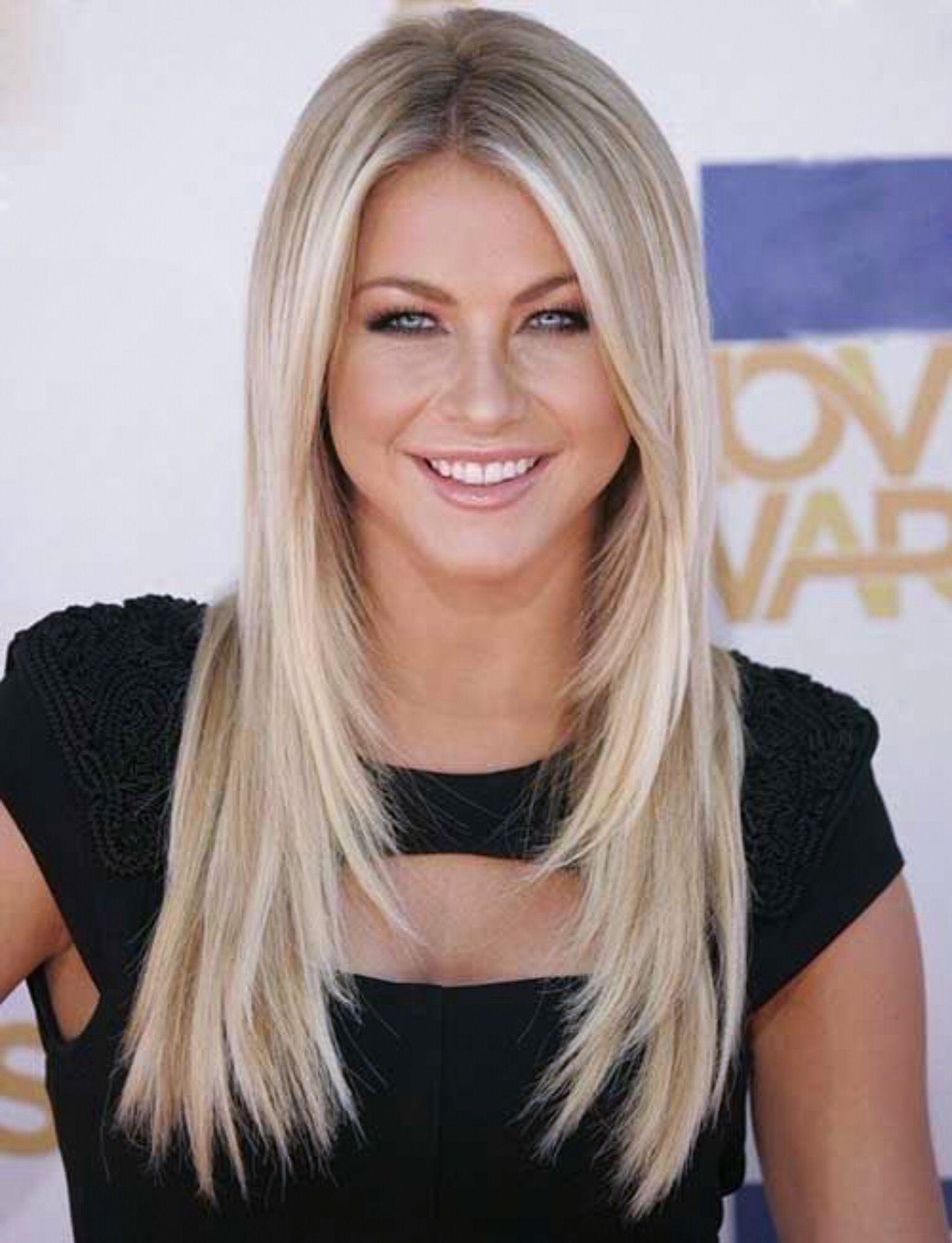 Love The Face Framing Long Hair Styles Julianne Hough Long Hair Hair Styles