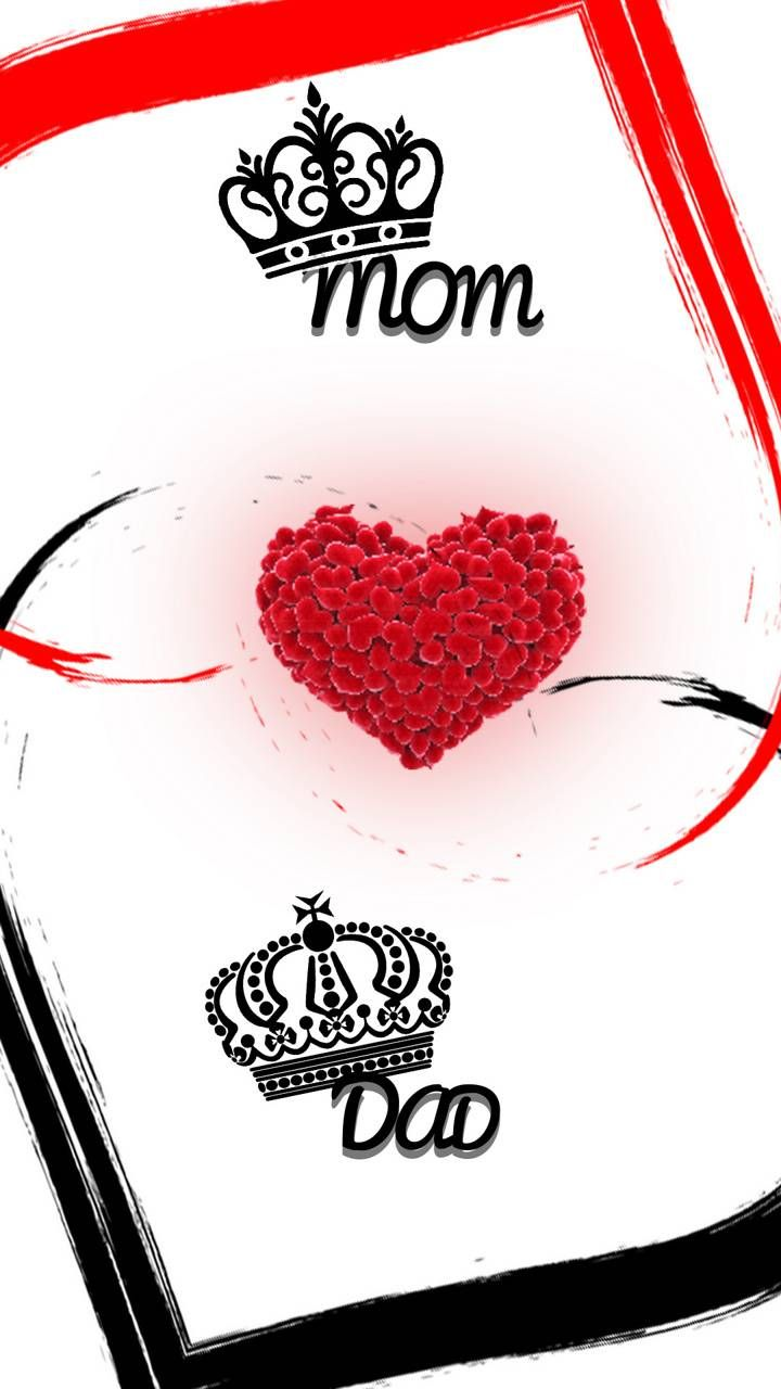 Mom Dad wallpaper by RxBhavik - 1082 - Free on ZEDGE™