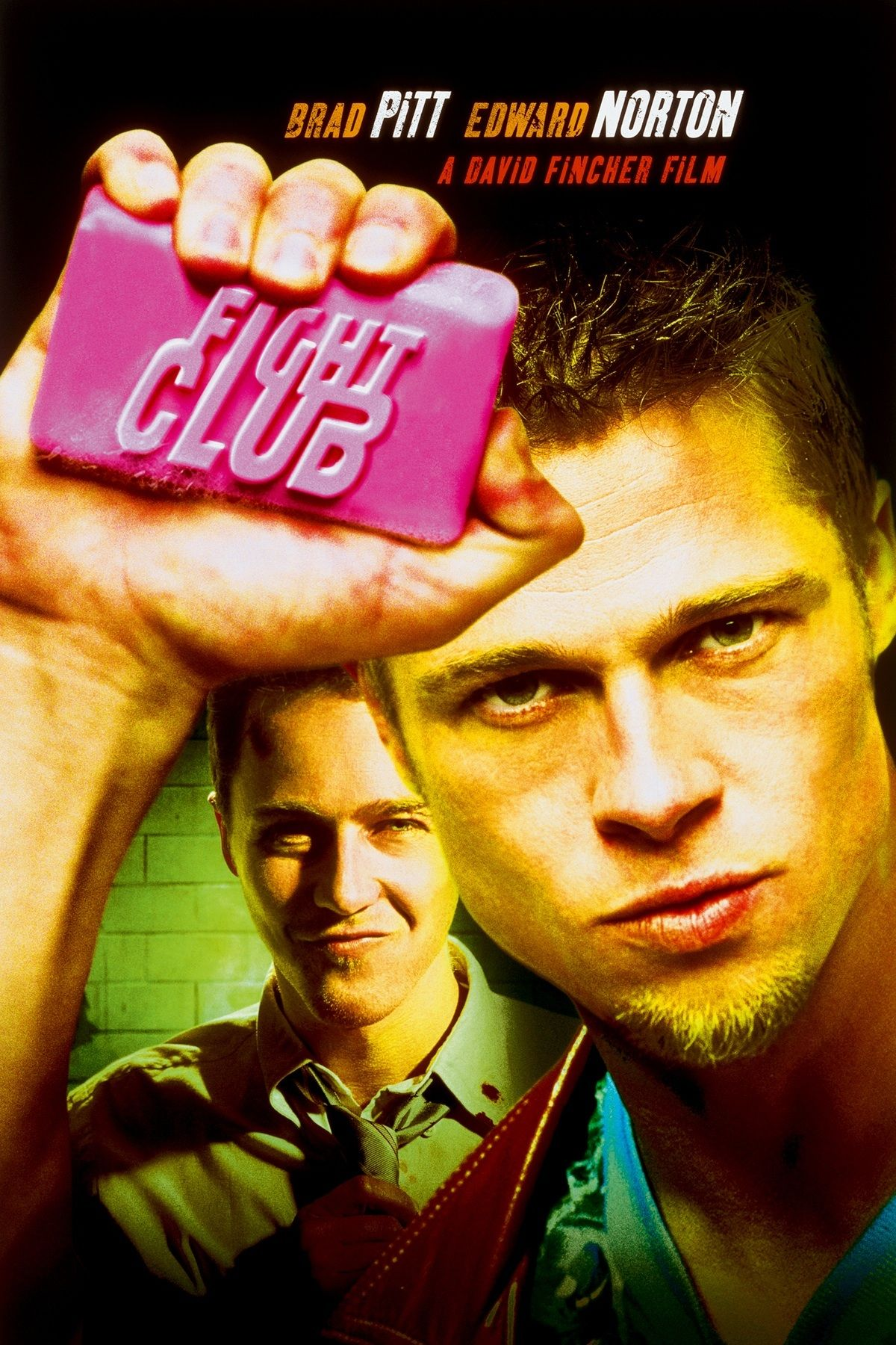 Image result for fight club poster