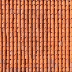 Lugher Texture Library Textura Tejas De Barro Techo Rojo