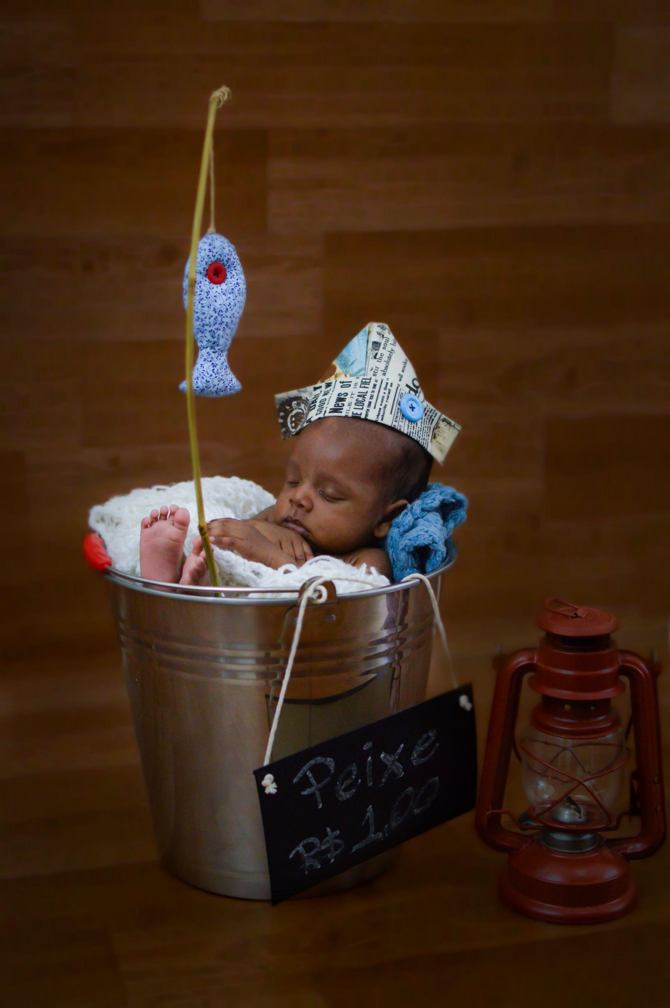 Ensaio Newborn _ Estúdio Priscilla Almeida - Tijuca