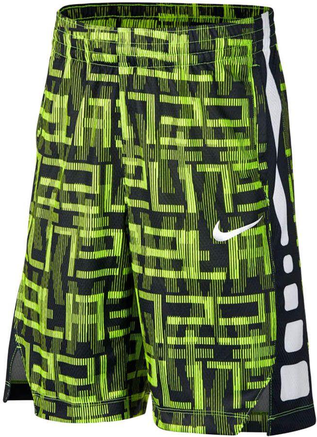 63feb7c84 Pantalón Corto · Nike Dri-fit Elite Basketball Shorts, Big Boys Pantalones  Cortos, Shorts Para Niños