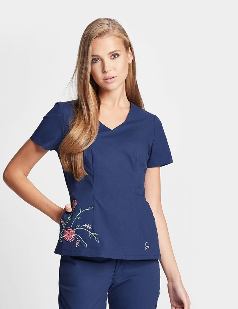 e28faa4c95a Women's Scrubs Tops – Medical Scrubs by Jaanuu Preferably small size scrubs