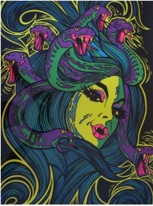 Medusa nice color scheme