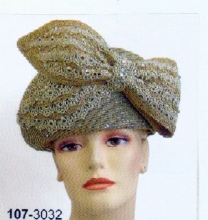 Eva Andrea Designer Church Hats  49a8f5a0d99