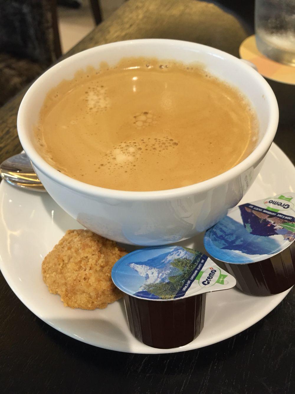 Coffee @ TCC