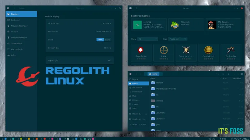 Get a Preconfigured Tiling Window Manager on Ubuntu With