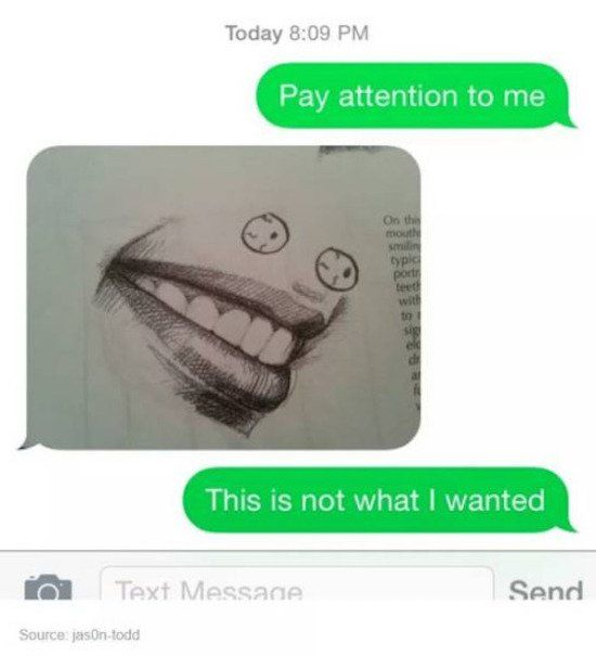 New Funny Drawings The Best Funny Pictures Of Today's Internet RuinMyWeek.com #funny #pics #pictures #photos #comedy #humor #hilarious #text #texts 4