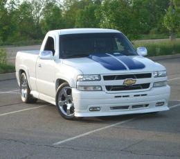 2002 Chevrolet Silverado Ss By Quik Http Www Truckbuilds