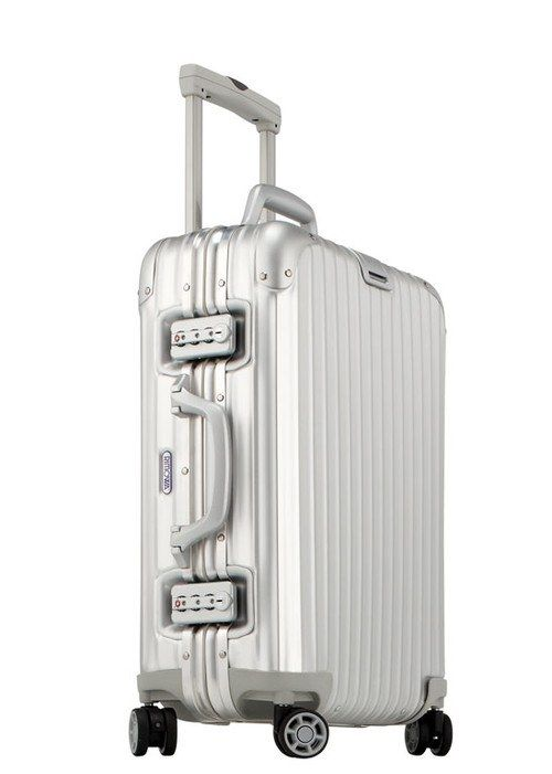 79e281af3c89 This minimalist-style Rimowa holdall is practically industrial strength.  Even if it gets beaten up on the baggage carousel