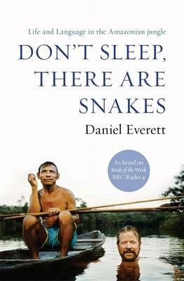 don't sleep there are snakes