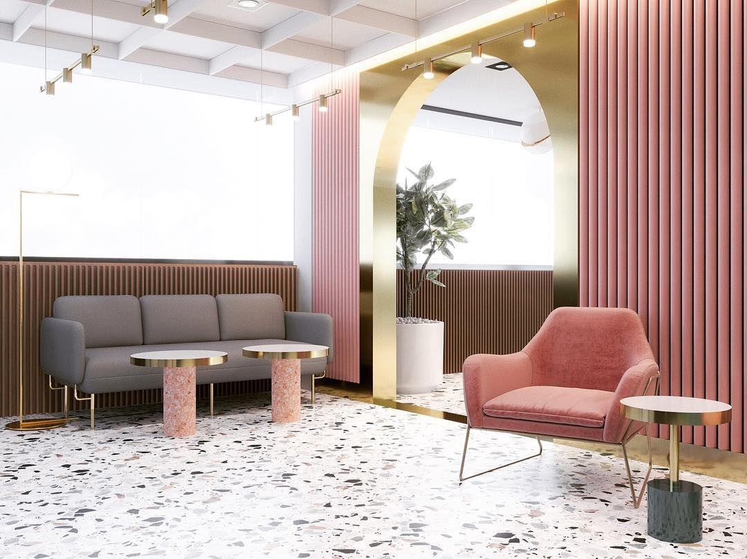 Mobili Terrazzo ~ Terrazzo flooring in london source: ruba studio terrazzo designs