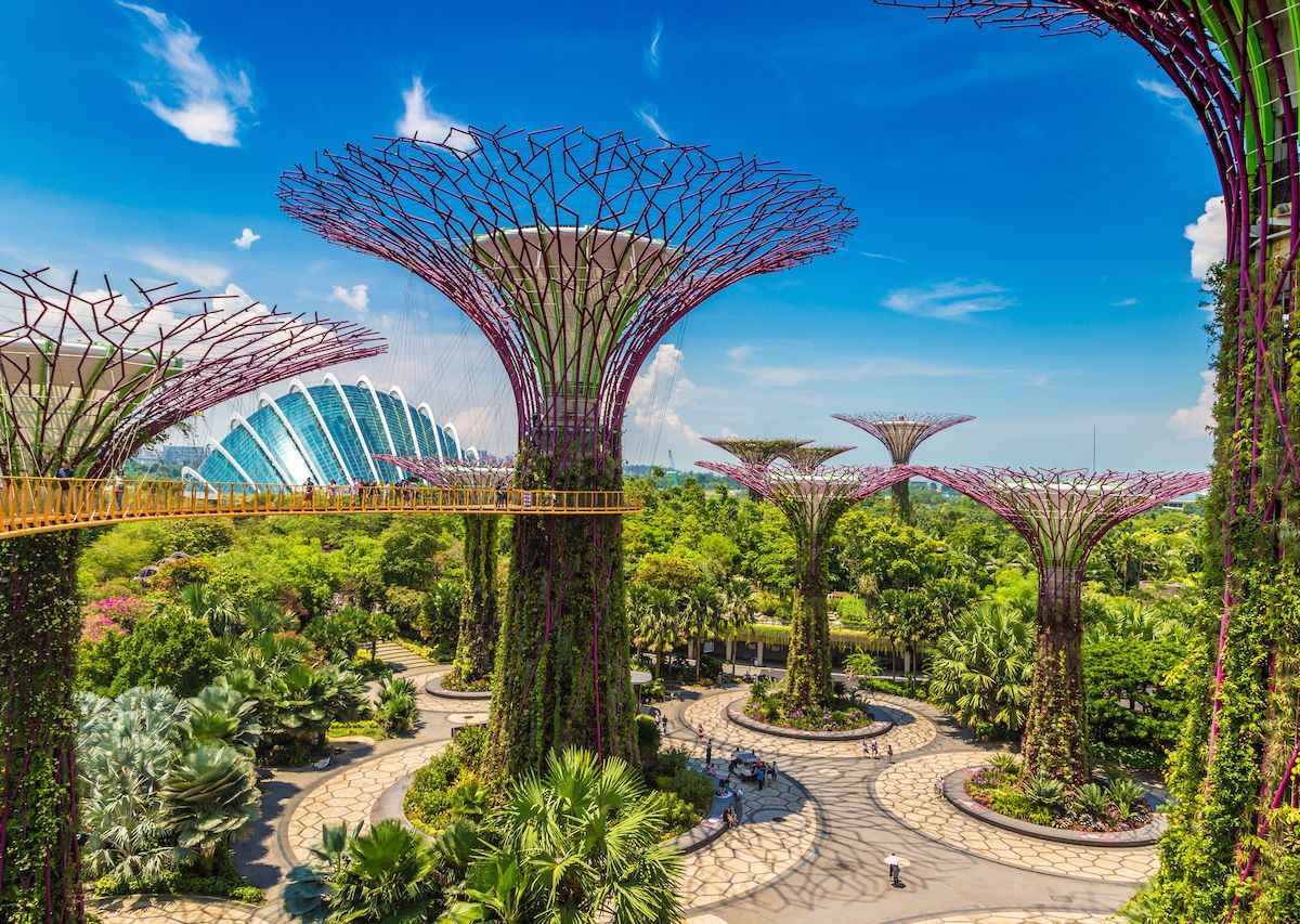 How To Visit Gardens By The Bay