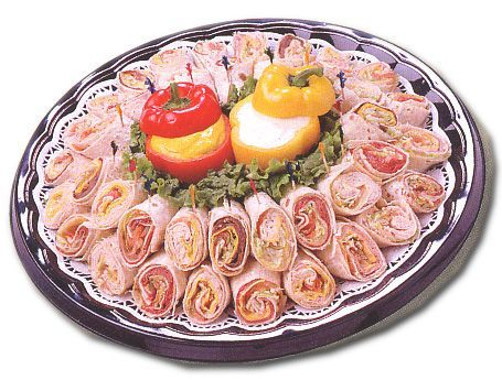 Trays Parties Ideas Party Platters