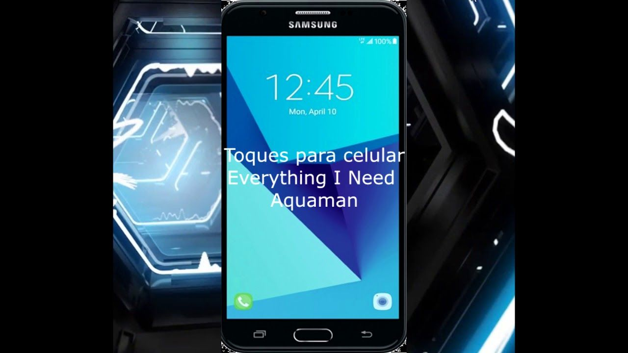Everything I Need Aquaman Toques Para Celular Www