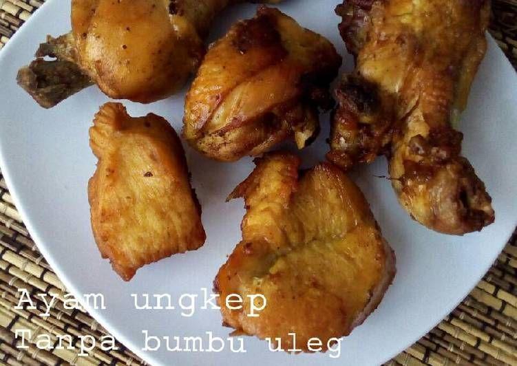 Resep Ayam Ungkep Tanpa Bumbu Uleg No Msg Eennaakk Oleh Ribka Arini Resep Resep Ayam Resep Masakan Indonesia Resep