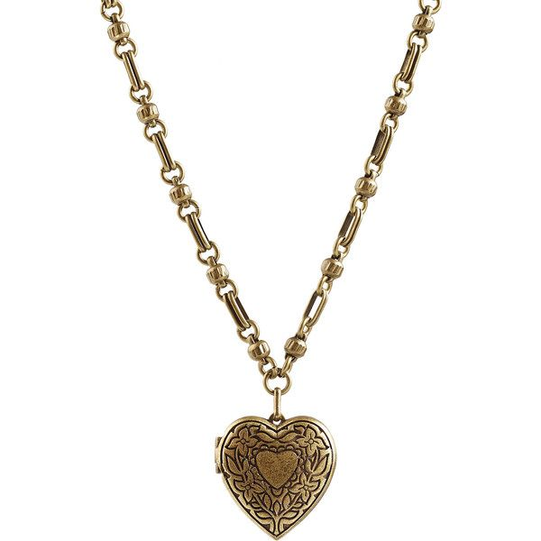 Etro heart locket necklace 300 liked on polyvore featuring etro heart locket necklace 300 liked on polyvore featuring jewelry necklaces aloadofball Gallery