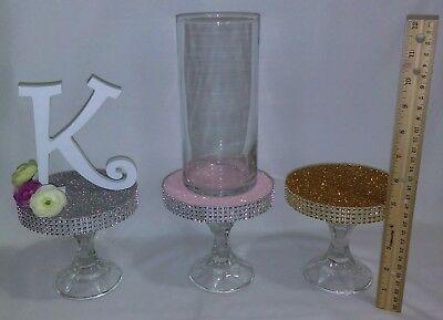 Glitter & Bling 5 Display Base Riser - Wedding Sweet 16 Quinceanera Centerpiece | eBay #sweet16centerpieces Glitter & Bling 5 Display Base Riser - Wedding Sweet 16 Quinceanera Centerpiece | eBay