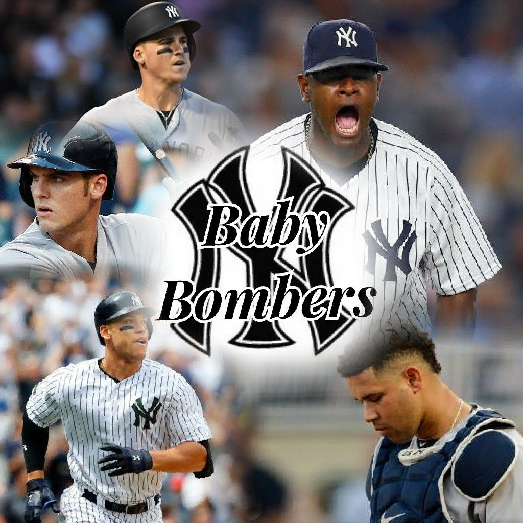 Baby Bombers Legends In The Making New York Yankees Baseball Ny Yankees Poster New York Yankees