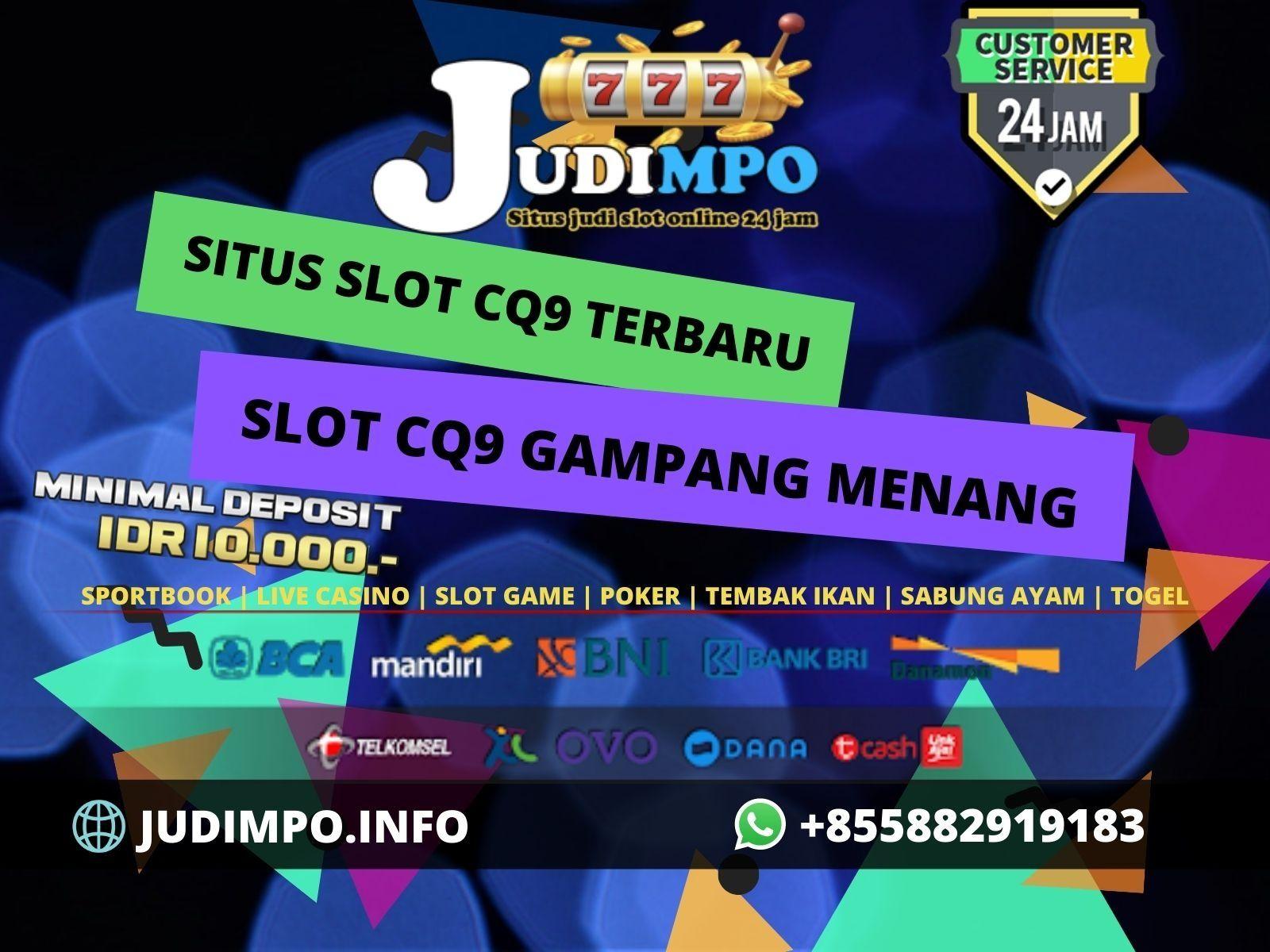 Daftar Slot Cq9 Gampang Menang Slot Slot Online Slots Games