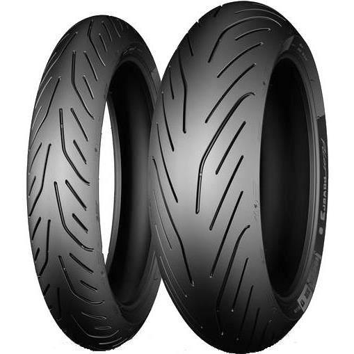Michelin Pneu Moto Route 180 55r17 73w Pilot Power 3 En 2020 Pneu Moto Choppers Personnalises Velos Sur Mesure
