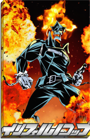 Pin on Inferno Cop