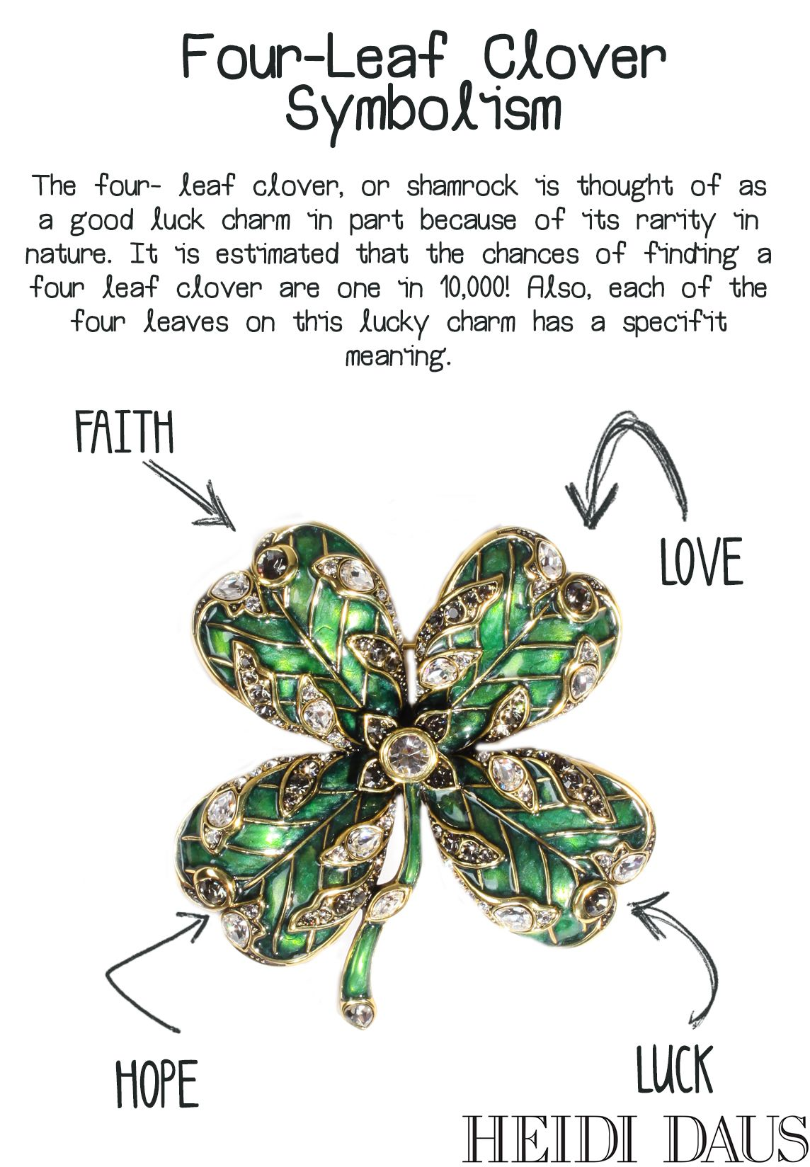 Exclusive Luck Of The Irish Inspired Pin Collection Pin