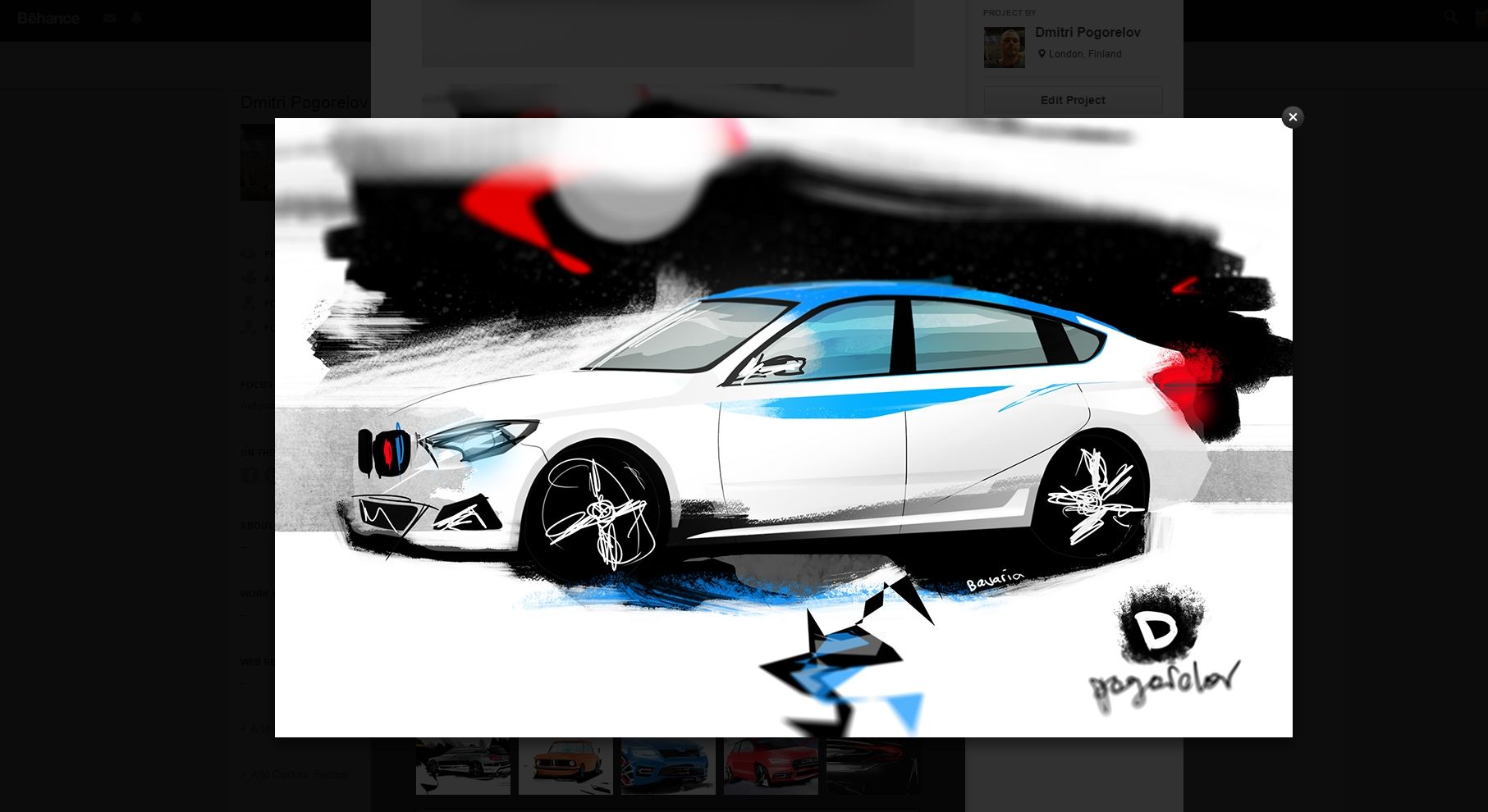 bmw photoshop drawing cars and coffee photoshop toy car pinterest
