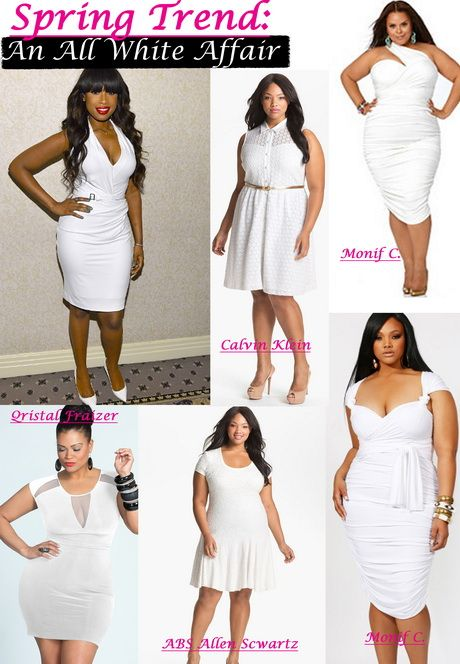 All White Dresses For Plus Size Women Nice Dress Pinterest