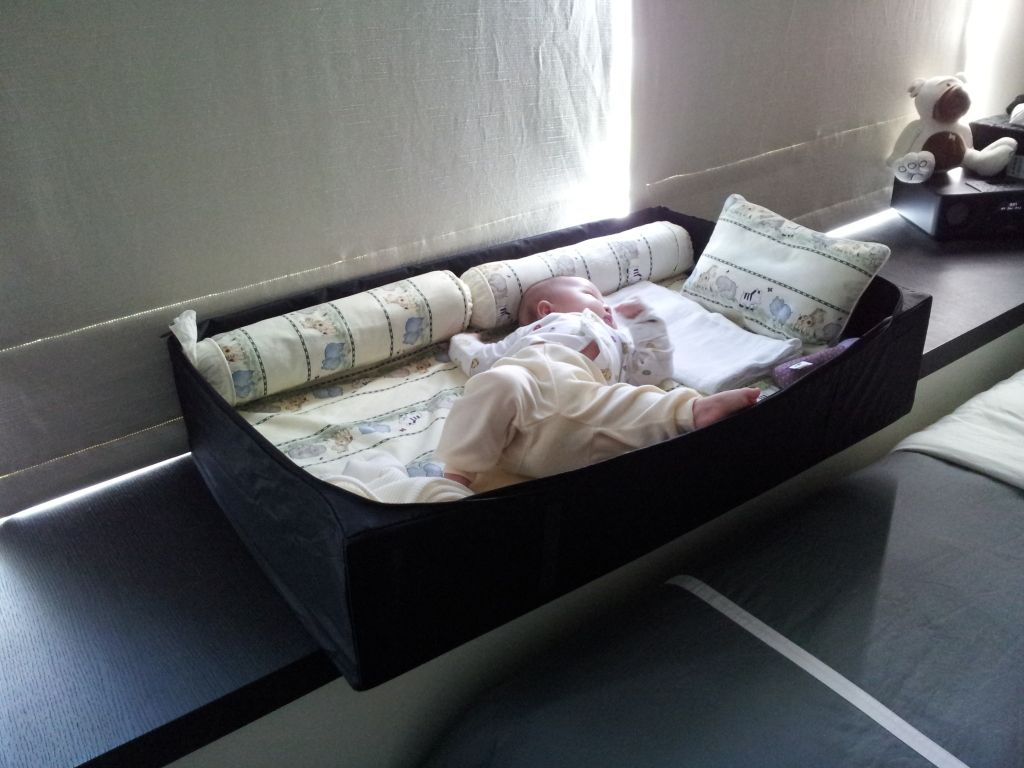 Ikea Hackers Portable Baby Bed Portable Baby Bed Portable