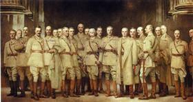 General Officers of World War I - John Singer Sargent
