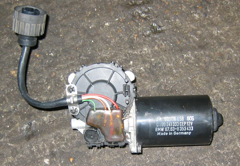 Bmw E36 3 Series Saloon Touring Compact Windscreen Wiper Motor
