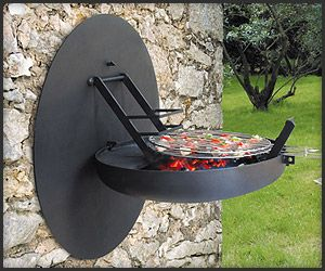Wall Mount Bbq Grill Barbecue Design Bbq Grill Outdoor