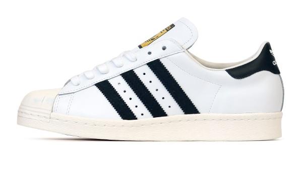 adidas Superstar 80s White/Black