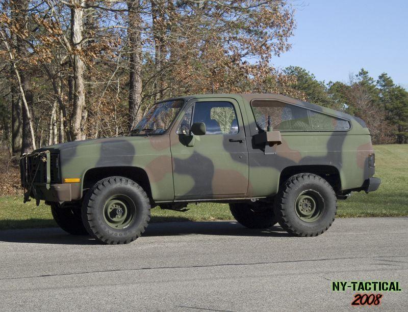 Cucv M1009 Chevrolet Trucks Camo Truck Trucks