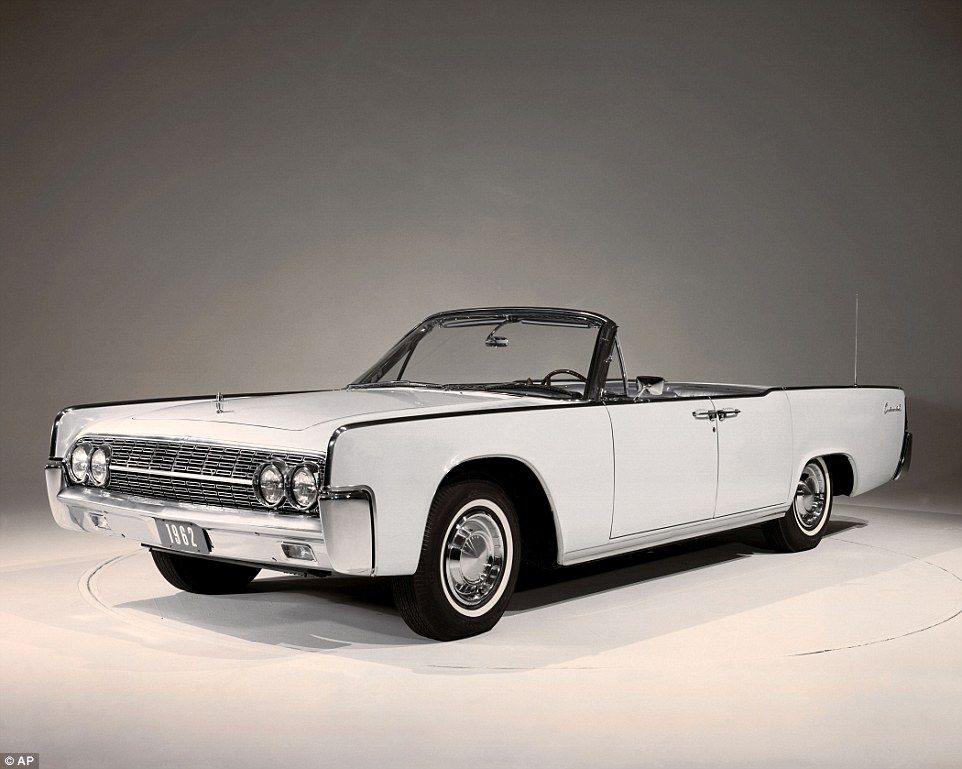 Lincoln Continental, the car of presidents, is returning ...