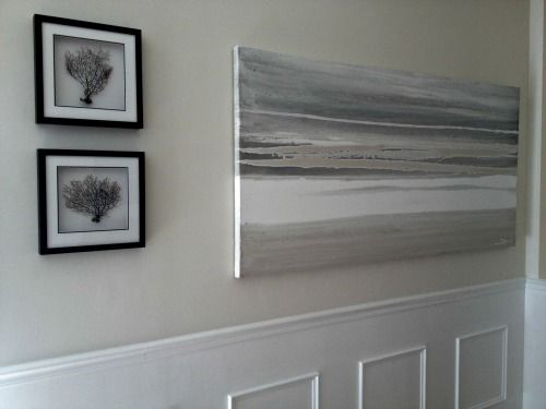 Some Of The Artwork At Hamptons Style Hamptons Decor