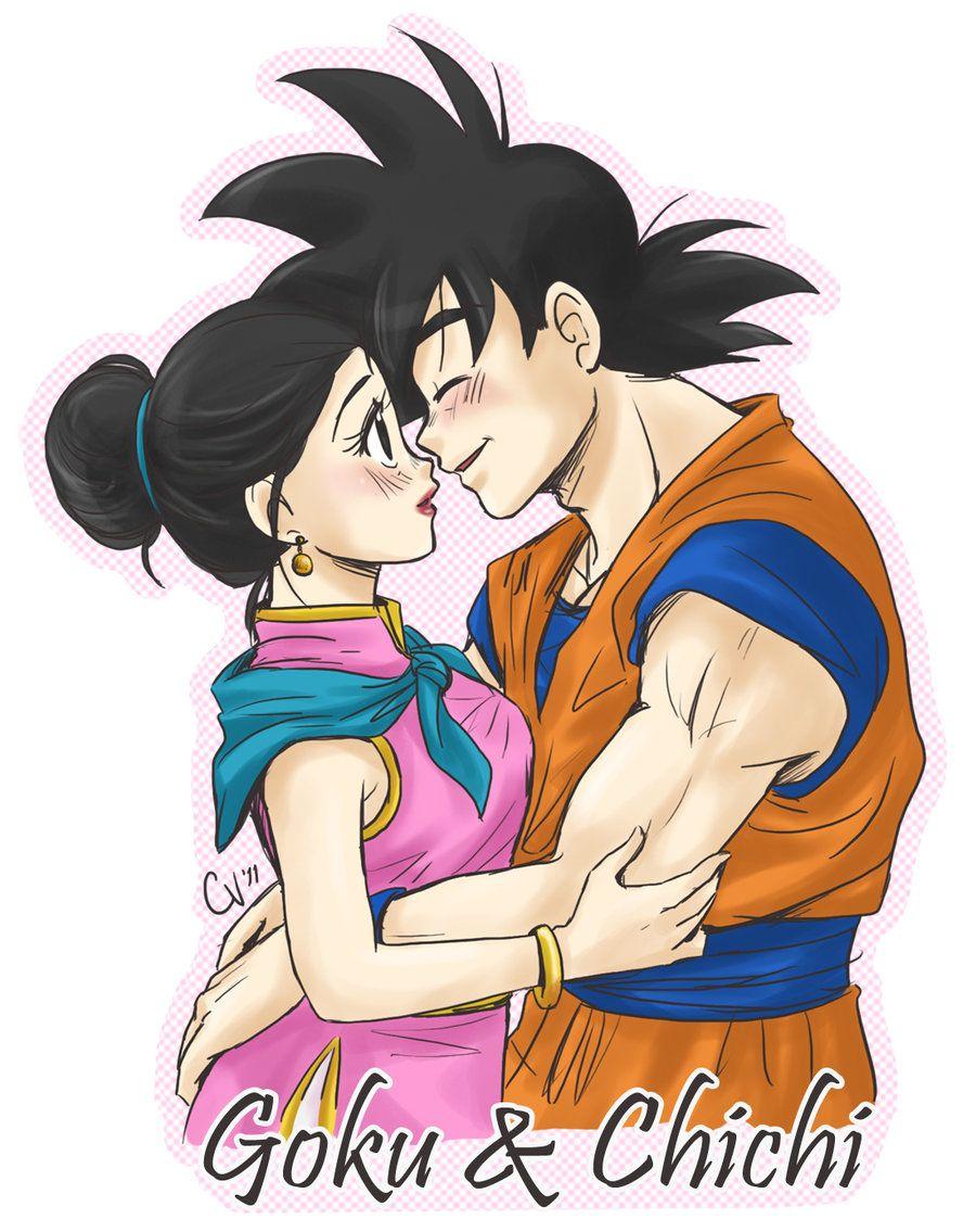 Pin On Goku Y Milk
