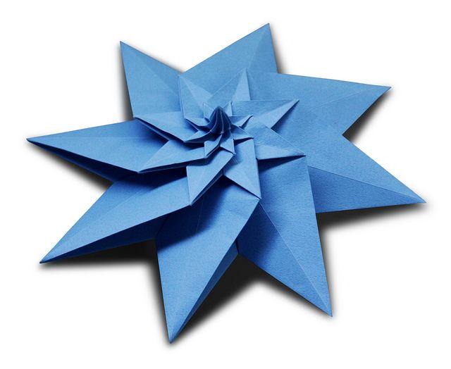 Flower Tower | Origami Yoda | 524x640