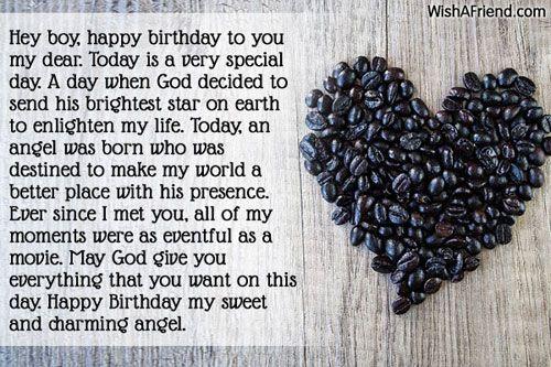 I texted my ex happy birthday