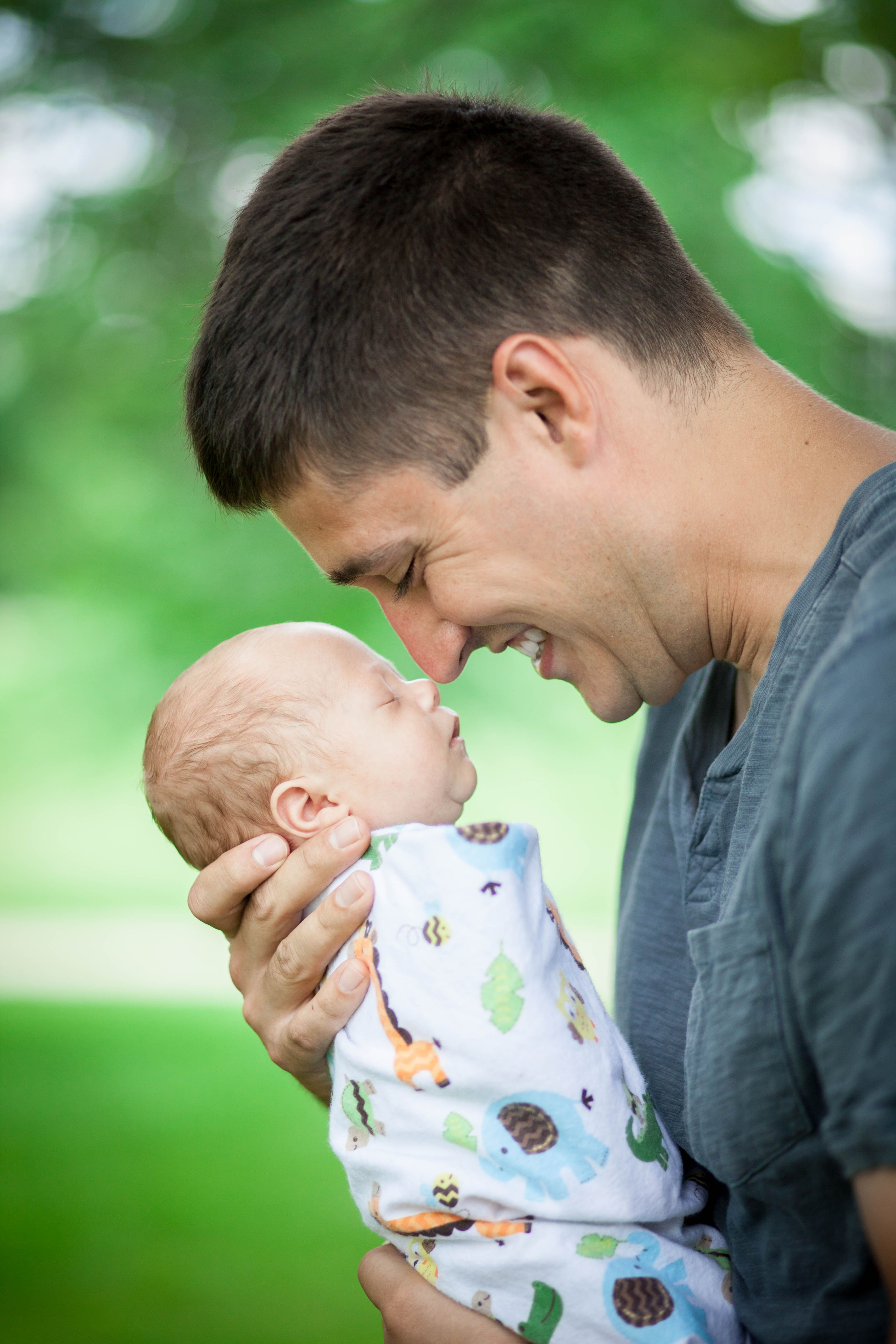 Fatherson, newborn photography, premature baby first