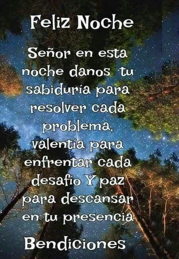 Buenas Noches Oracion De Buenas Noches Buenas Noches Amiga Imagenes Frases Bonitas
