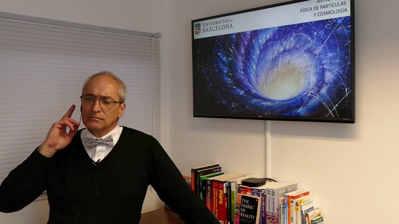 Meeting with Professor Torres Astrophysics This was an