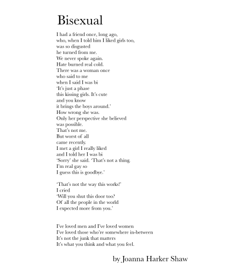 Lgbt Poems 2