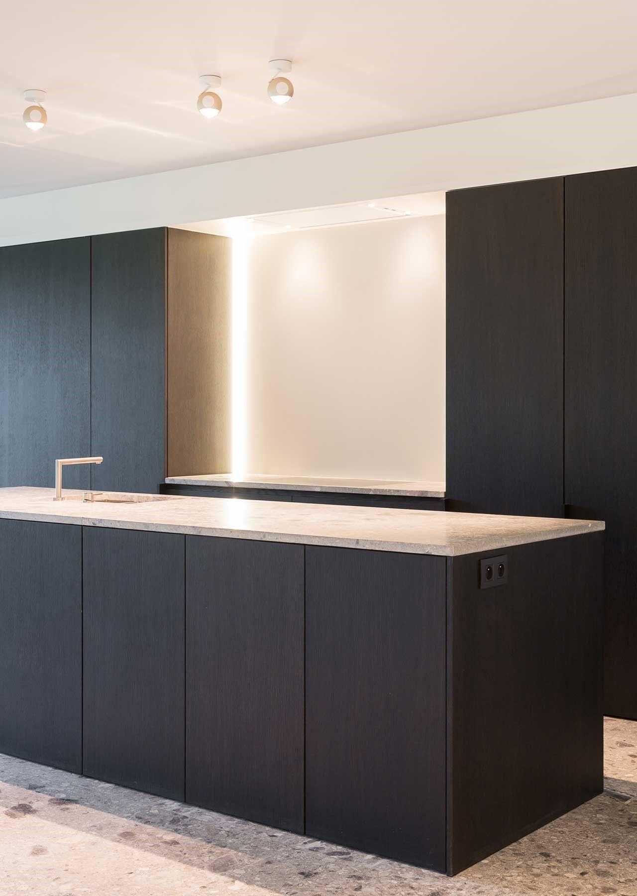 Dekeyzer Hedendaagse Moderne En Minimalistische Keukens Contemporary Style Kitchen Contemporary Kitchen Design Home Decor